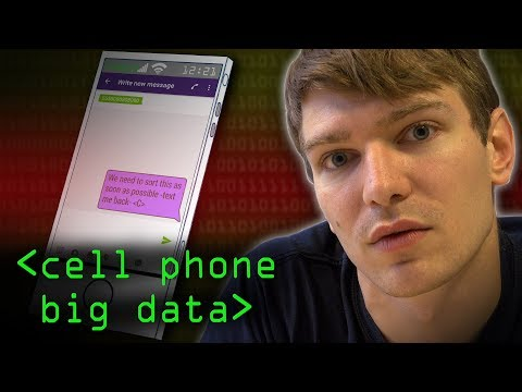Cellphones & Big Data