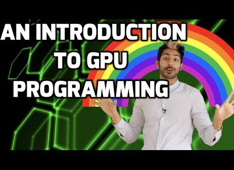Introduction to GPU Programming with CUDA