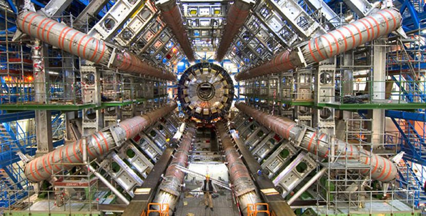 CERN Makes 300 TBs of Supercollider Data Free Online