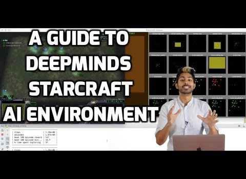 A Guide to DeepMind's StarCraft AI Environment