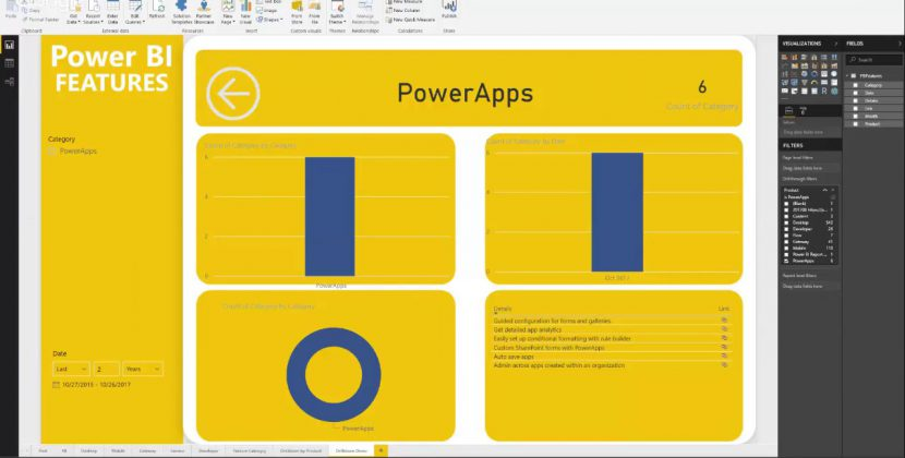 What's New in PowerApps, Flow and Power BI