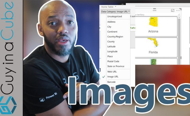 Working with Images in Power BI