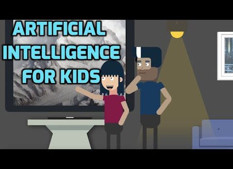 Artificial Intelligence for Kids