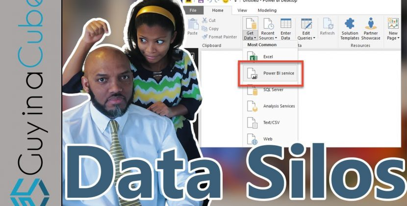Preventing Data Silos with PowerBI