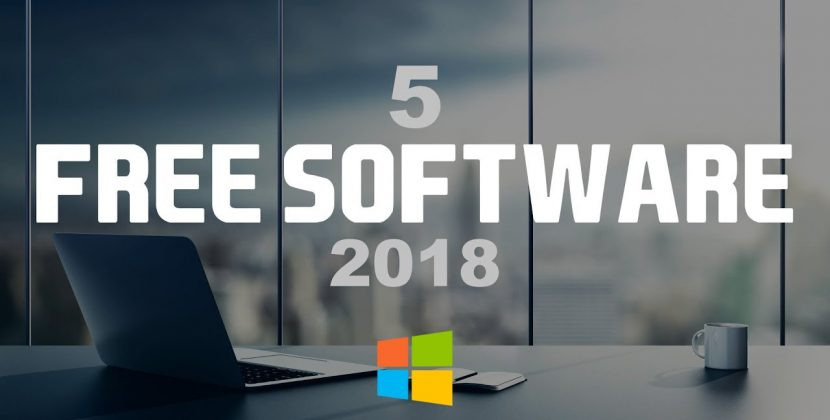 5 Great Free Software for Windows