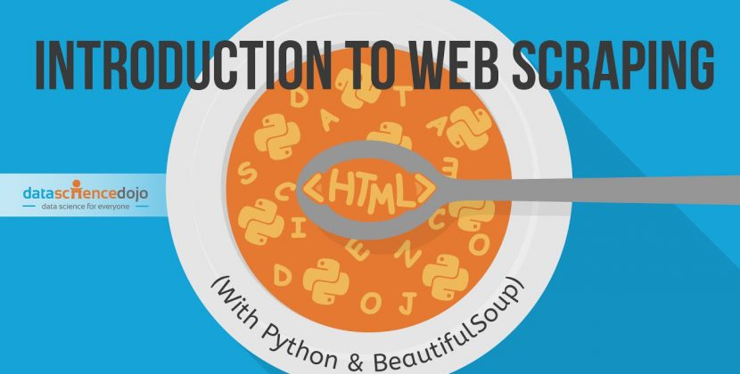 Introduction To Web Scraping with Python and Beautiful Soup