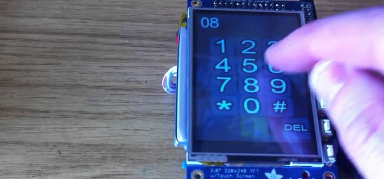 A Raspberry Pi Based Smart Phone!