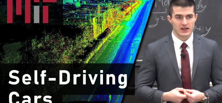 Self-Driving Cars MIT Lecture