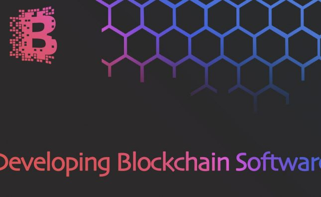 Developing Blockchain Software