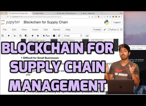 Blockchain for Supply Chain Management