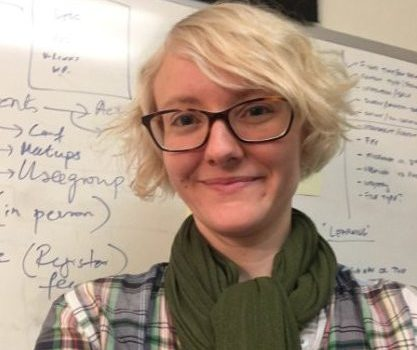 Micheleen Harris on R, Bioinformatics, and Mountaineering
