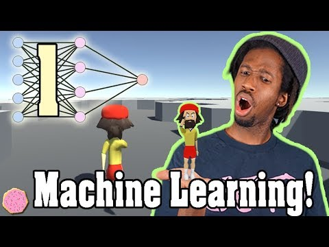 Jabrils on Writing His First Machine Learning Game