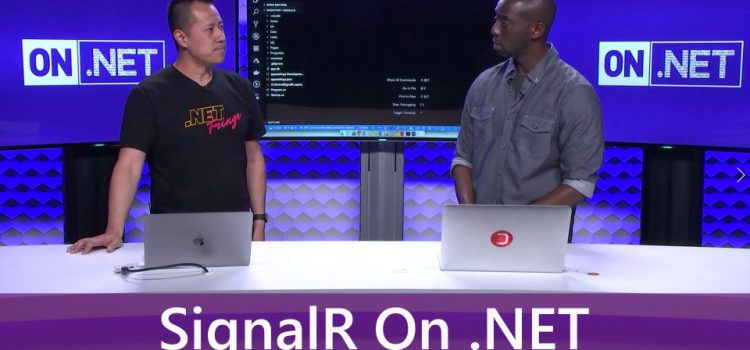 Going real-time with SignalR Core and the Azure SignalR Service