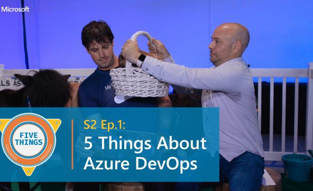 Five Things About Azure DevOps