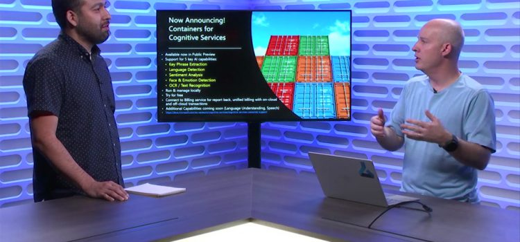 Getting started with Azure Cognitive Services
