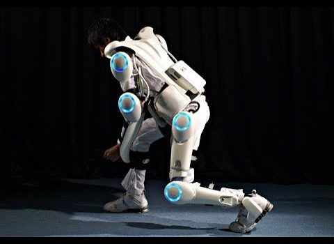 Robots and Exoskeletons