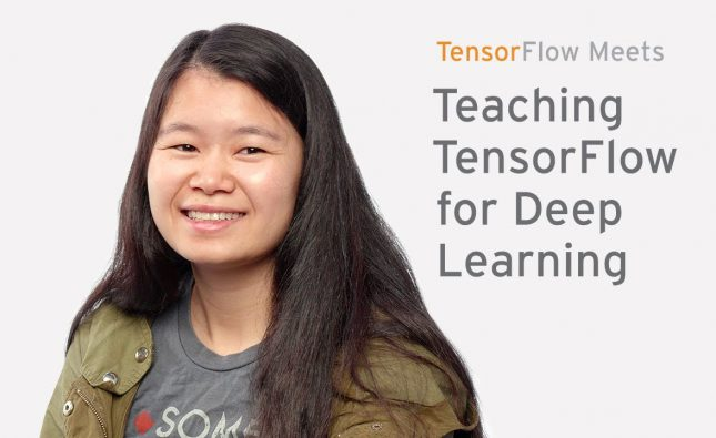 Teaching TensorFlow for Deep Learning at Stanford University