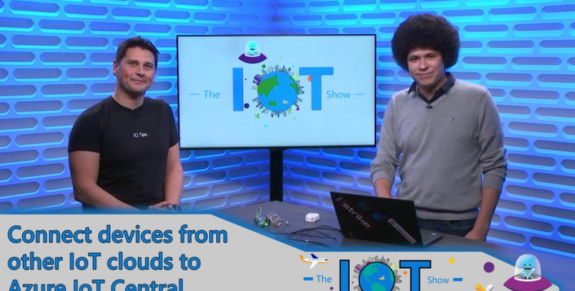 Connecting Devices from Other IoT Clouds to Azure IoT Central