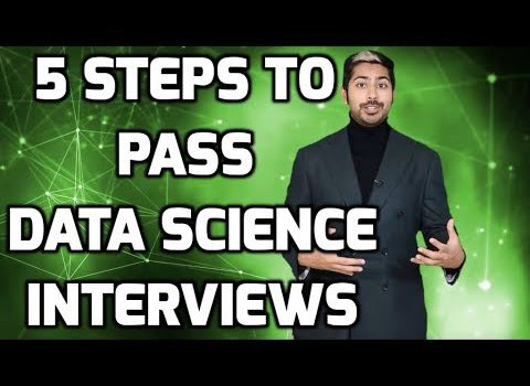 5 Steps to Ace Data Science Interviews