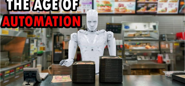 The Coming Automation Age in Food Services