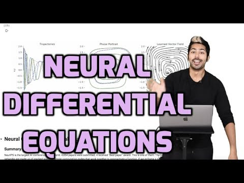 Neural Differential Equations