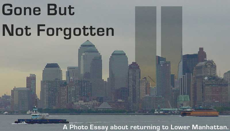 world trade center photo essay