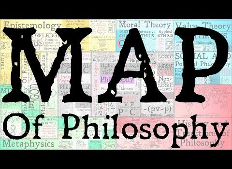 A Map Of Philosophy