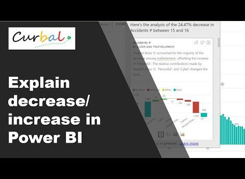 A Closer Look at the Increase/Decrease ML Algorithm in Power BI