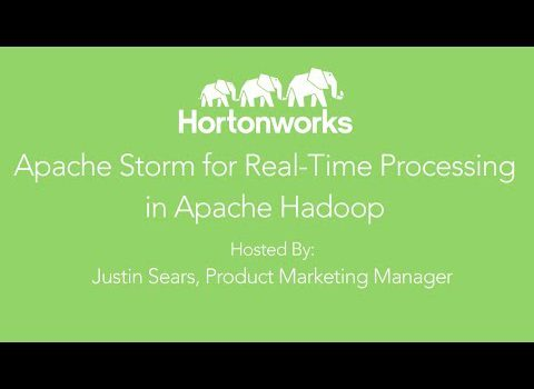 What is Apache Storm?