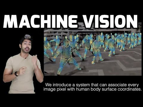 Mapping 3D Models from Video with Machine Vision