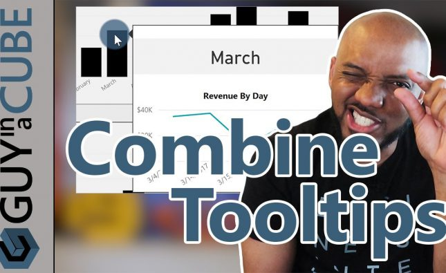 Combine Power BI Report Tooltips using DAX