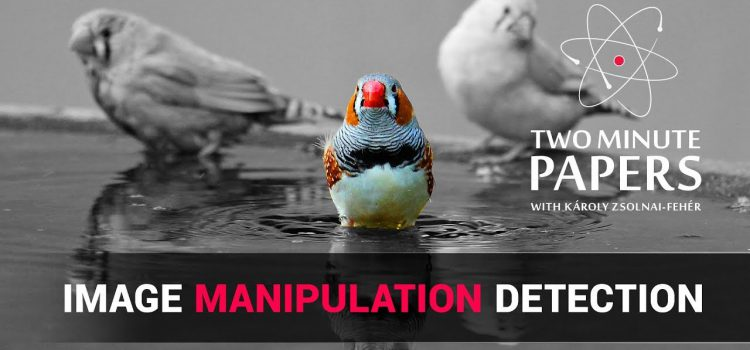 AI For Image Manipulation Detection
