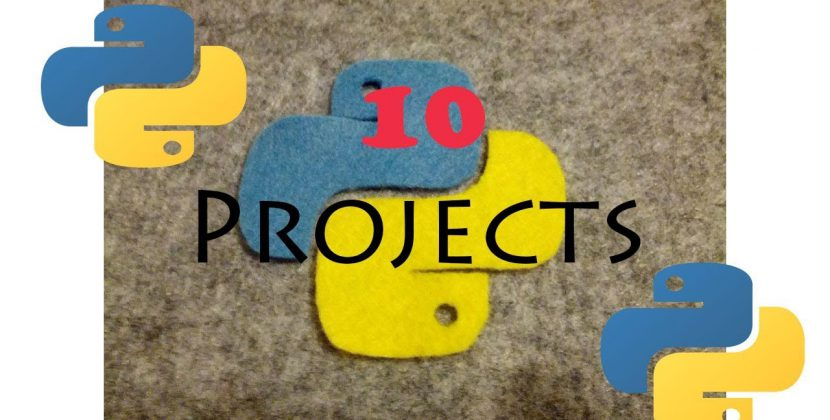 The 10 best Python Project of 2018