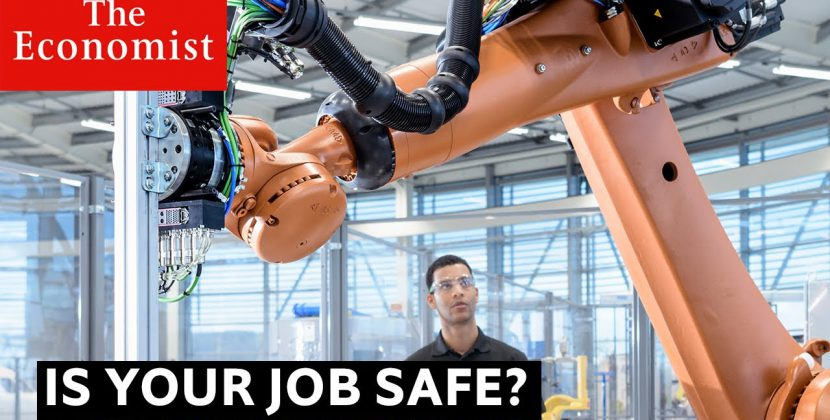 Is Your Job Safe – Collaboration, Automation, or Annihilation?