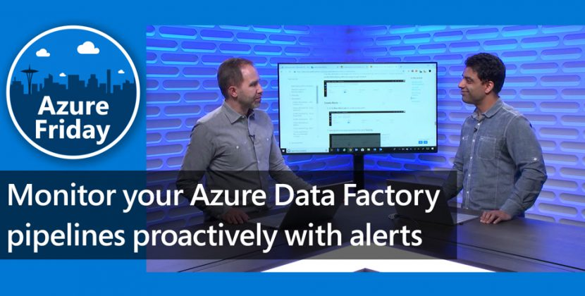 Proactively Monitor Azure Data Factory Pipelines with Alerts