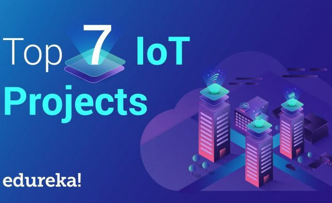 Top 7 IoT Projects