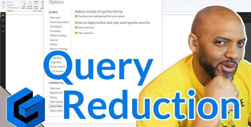 Power BI Query Reduction when Using DirectQuery